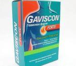 Гевискон – инструкция по применению и аналоги препарата