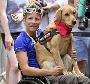 Бельгийская спортсменка Марике Вервут прибегла к эвтаназии. Она страдала миопатией