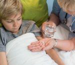 Жаропонижающее для детей: какое средство дать