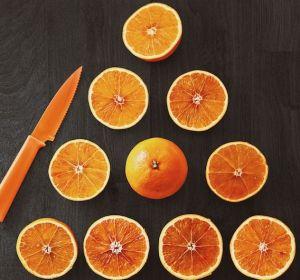 Апельсины не помогут загореть