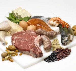 Какие продукты содержат белок?