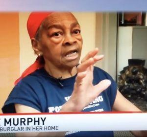 «Онвыбрал нетот дом». 82-летняя бодибилдерша дала отпор грабителю