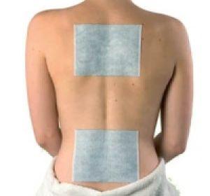 Пластыри, которые снимают боль в спине — принцип действия и виды