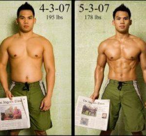 Как сбросить вес мужчине: эффективные способы