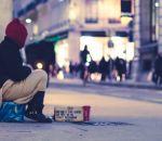 Половина бездомных страдает от черепно-мозговых травм