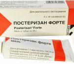 Мазь Постеризан — побочные эффекты, противопоказания и аналоги