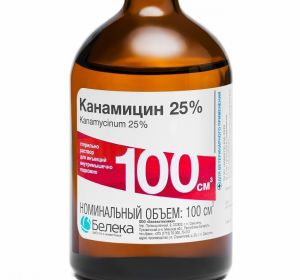 Канамицин – инструкция по применению препарата