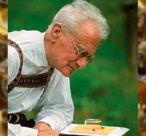 Нобелевские лауреаты: Карл фон Фриш