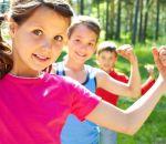 Группы здоровья детей и подростков
