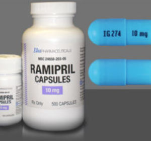 Рамиприл – инструкция по применению препарата