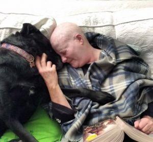 Собака и ее хозяйка одновременно заболели раком груди