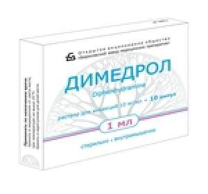 Антигистаминные средства для лечения аллергии