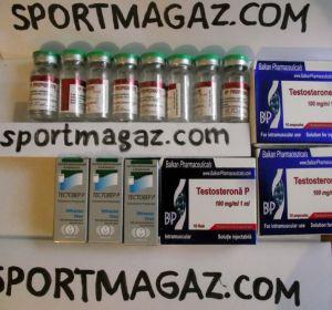 Тестостерона пропионат: как колоть препарат
