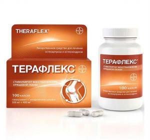 Терафлекс – инструкция по применению и аналоги препарата