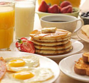 Завтрак — лучшее начало дня!