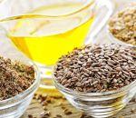 Как правильно пить льняное масло для лечения болезней ЖКТ, очищения организма и для похудения