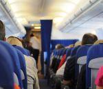 Каждый месяц из-за нездоровья пассажира экстренно сажают 15 самолетов