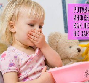 Ротавирус у детей — признаки и проявления, методы лечения, последствия