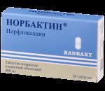 Норбактин – инструкция по применению и механизм действия, противопоказания, побочные эффекты и аналоги
