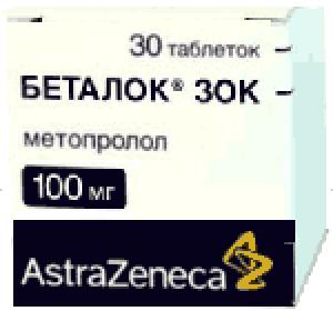 Беталок – инструкция по применению, когда назначают и суточная дозировка, противопоказания и отзывы