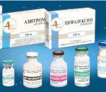 Антибиотики при бартолините — схема лечения воспаления