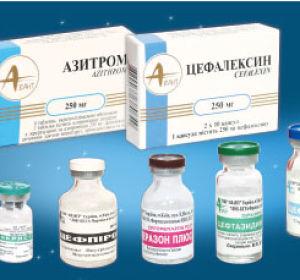 Лечение бартолинита на начальной стадии — схемы приема анбиотиков
