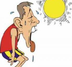 Как действовать при солнечном ударе?