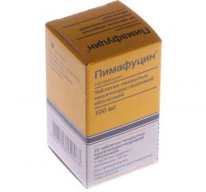 Аналог Пимафуцина по действующему веществу и показаниям