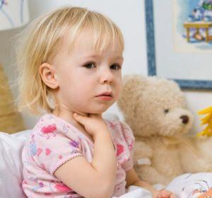 Антибиотики при кашле у детей — что давать