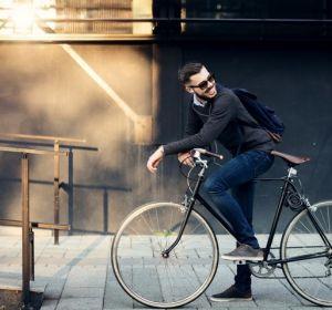 Ученые советуют добираться до работы на велосипеде