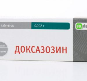 Доксазозин – инструкция по применению, механизм действия, дозировка, противопоказания и отзывы