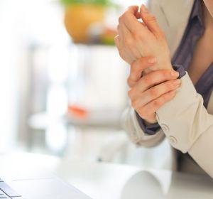 Синдром Зудека – лечение при травме рук