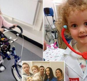 Ветрянка вызвала инсульт у 4-летней девочки