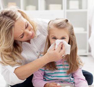 Лечение аллергического бронхита у детей и помощь при обострении
