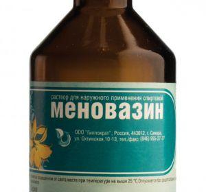 Меновазин — инструкция по применению мази и раствора для детей или взрослых, противопоказания и отзывы