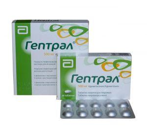 Гепатрин – инструкция по применению и дозировка, противопоказания, побочные эффекты и аналоги