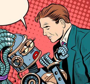 Четверть молодых людей готова полюбить робота