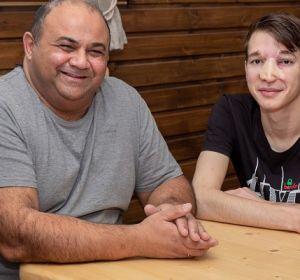 Олегу вырастили нос на руке: история пациента