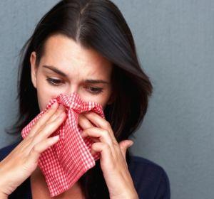 Паровой ингалятор для носа при заложенности и насморке