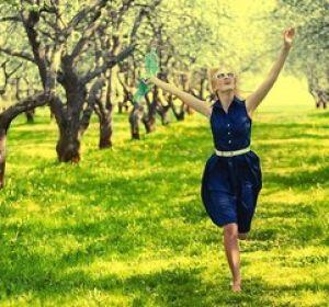 Как улучшить свое настроение весной?