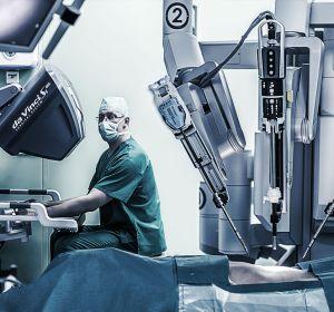 Инновационные хирургические технологии с роботом Да-Винчи