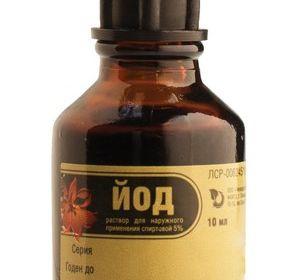 Можно ли использовать йод для ран?