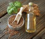 Льняное масло при запорах — польза и вред, способы применения