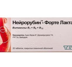Нейробион – инструкция по применению и дозировка, механизм действия, противопоказания и аналоги