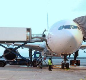 В Японии парализованного заставили ползти по трапу самолета