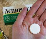 Аспирин при подагре — препарата разжижает кровь и обезболивает, но имеет побочные реакции