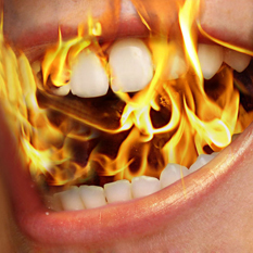 Горечь во рту во время еды и после еды