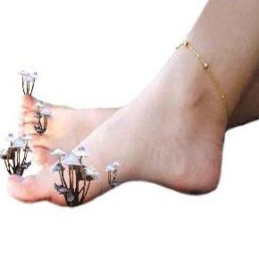 Грибок на ногах микоз