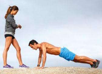Физическое упражнение