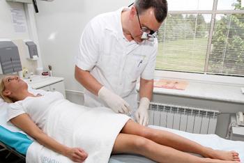 Операционное лечение язв
